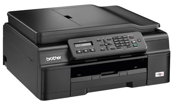 How to Install Brother MFC-7440N Driver