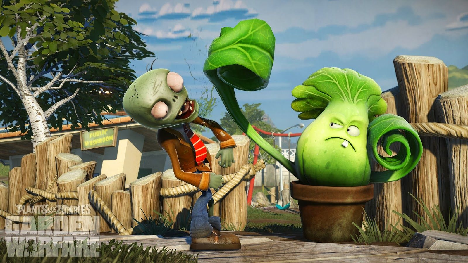Back To The Future Plants Vs Zombies 2 Returns To Modern Day