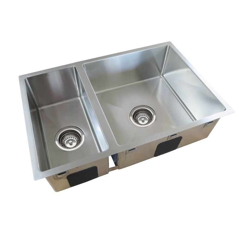 Find Everhard Squareline Plus One and Half Bowl Sink at Bunnings ...
