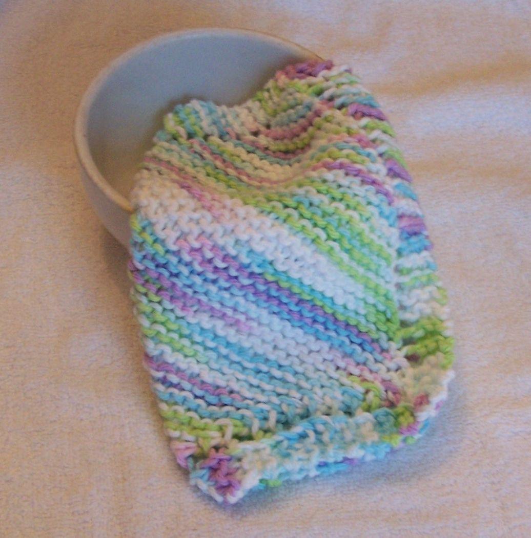 Dish Cloth - Lavendar Ice