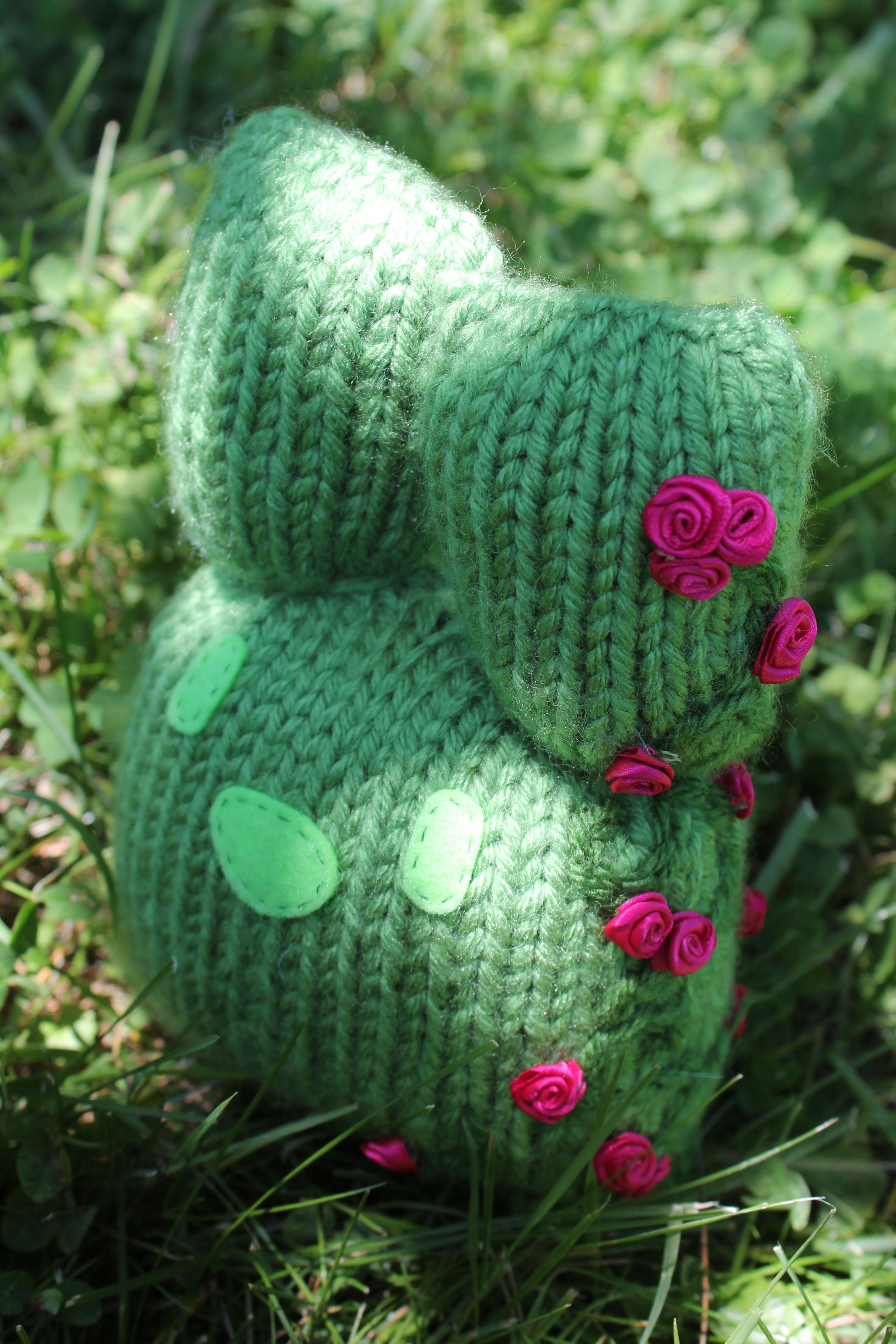 Poison Ivy Bun!!