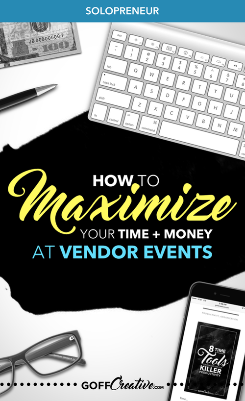 how to make money from events
