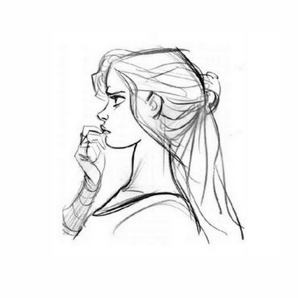 Disney Concepts & Stuff-- Disney Concepts & Stuff — Character Design from Tangled by Glen Keane