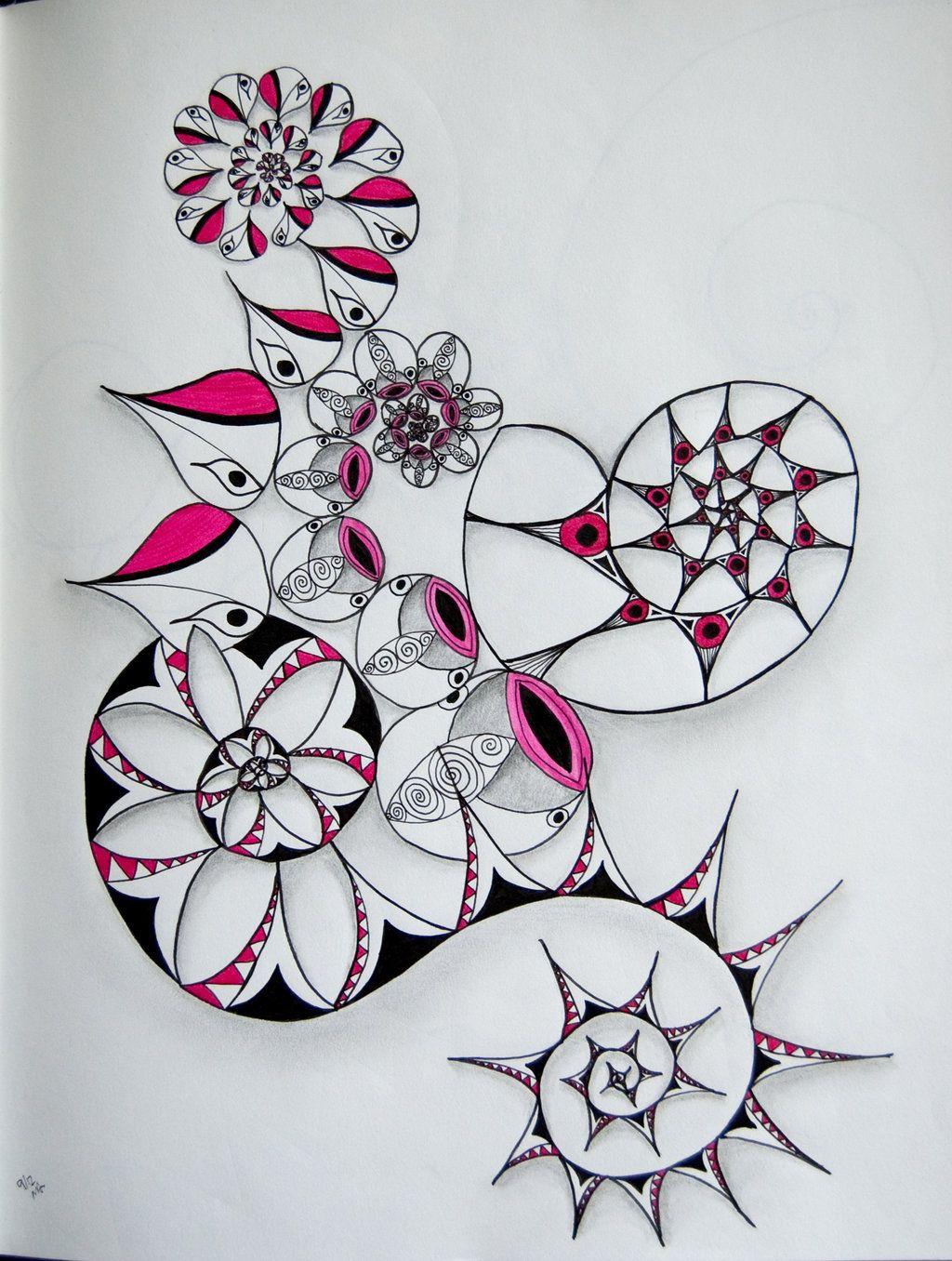 Spiral Patterns by orion10405.deviantart.com on @deviantART