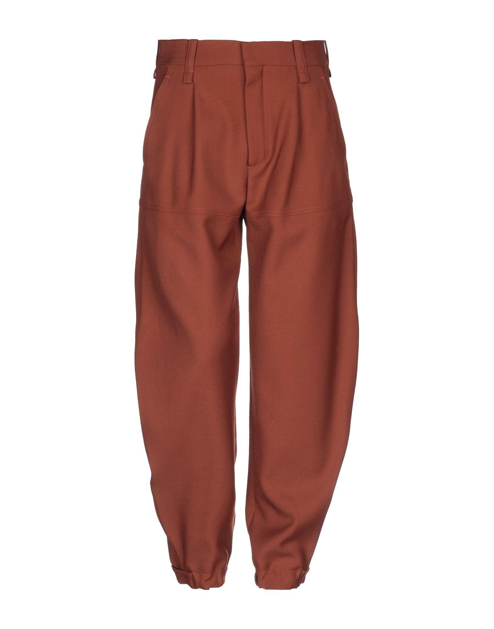 5c547f052477 Chloé Casual Trouser - Women Chloé Casual Trousers online on YOOX United  Kingdom - 13305345XA