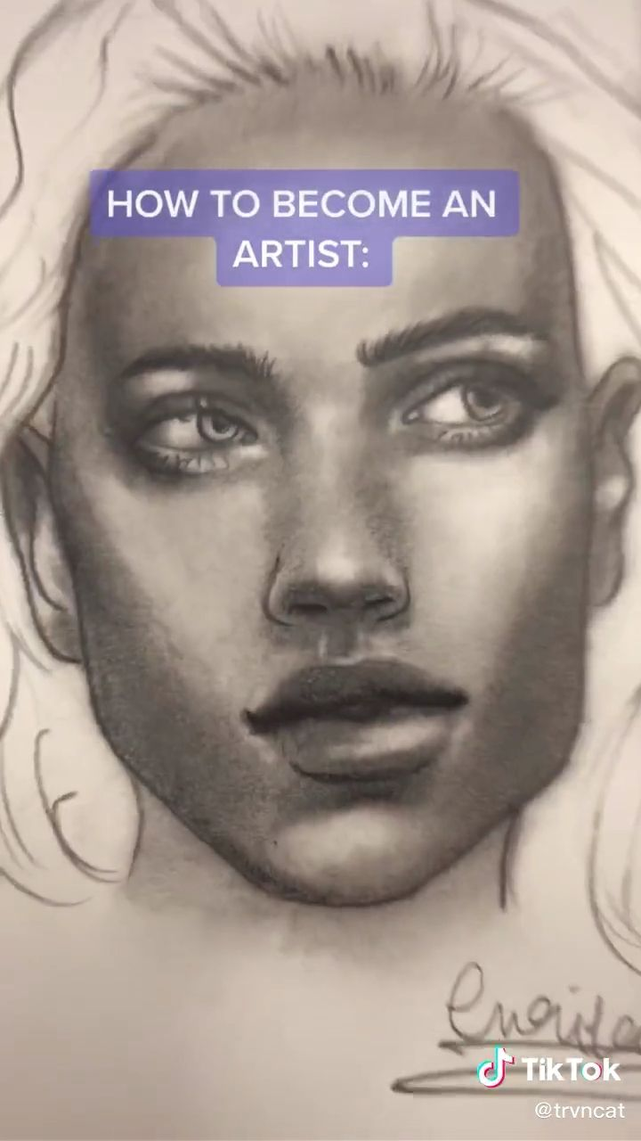 Tiktok Shading Tutorial By Trvncat Video Art Drawings Sketches Creative Art Drawings Simple Diy Art Painting