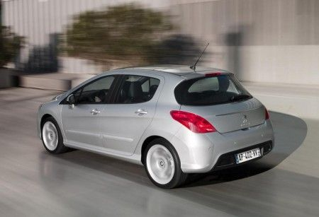 Peugeot 308 price in dubai