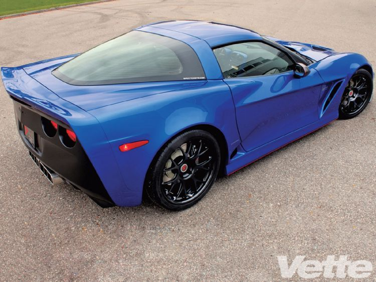 2010 Corvette Grand Sport Vette Magazine Corvette