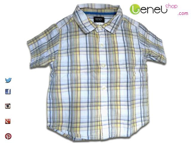 Camisa Marca carter's Talla 12 meses http://goo.gl/4saF30 lenelshop.com
