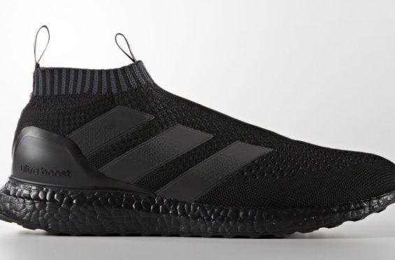 newest 0b204 9e71b adidas ACE 16+ PureControl Ultra Boost Triple Black