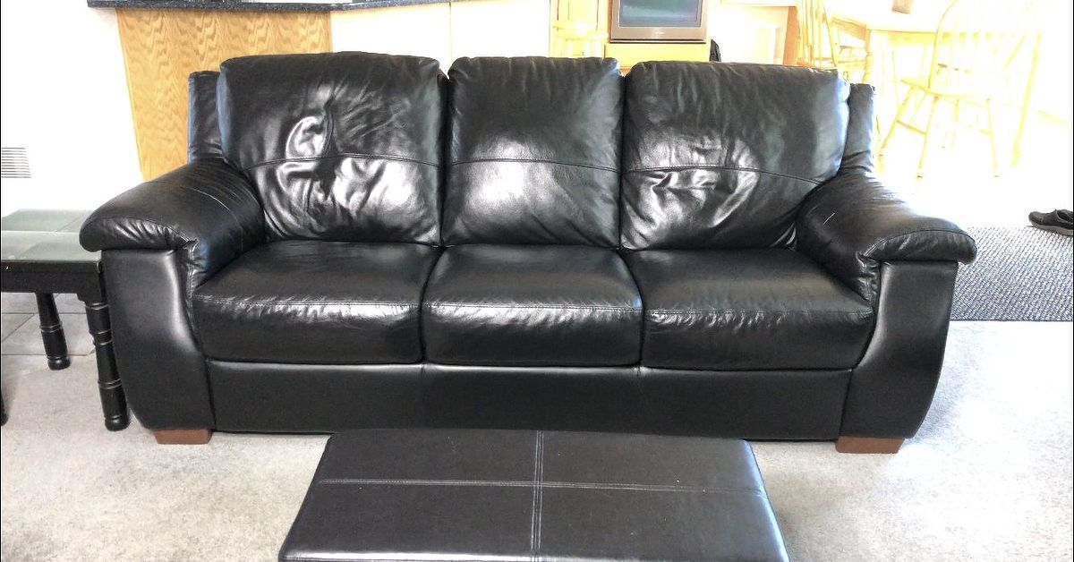 How To Clean Your Leather Couch Cleaning Couch Leather
