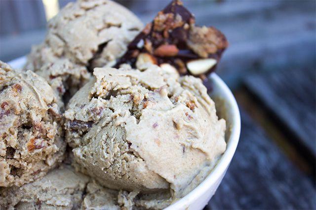 Vegan Coffee Ice Cream Vegan Coffee Ice Cream Bacon Ice Cream Ice Cream
