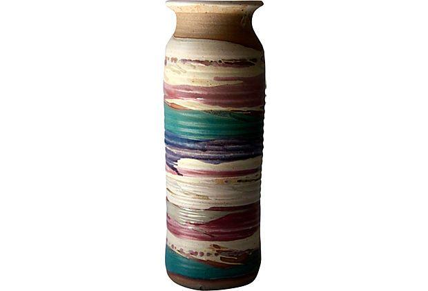 Large Postmodern Vase on OneKingsLane.com