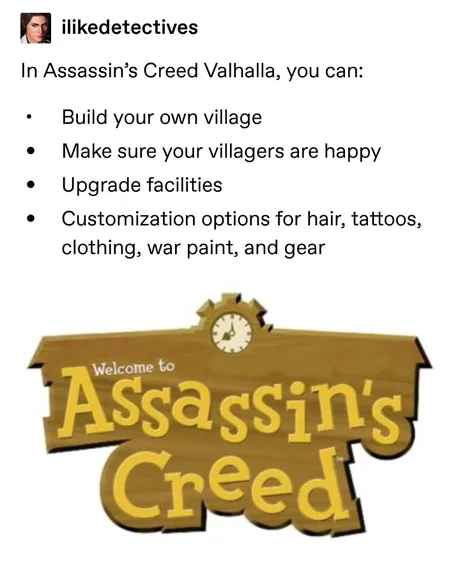 Assassin S Creed Valhalla Memes Odin Is With Us In 2020 Assassins Creed Memes Assassin Creed