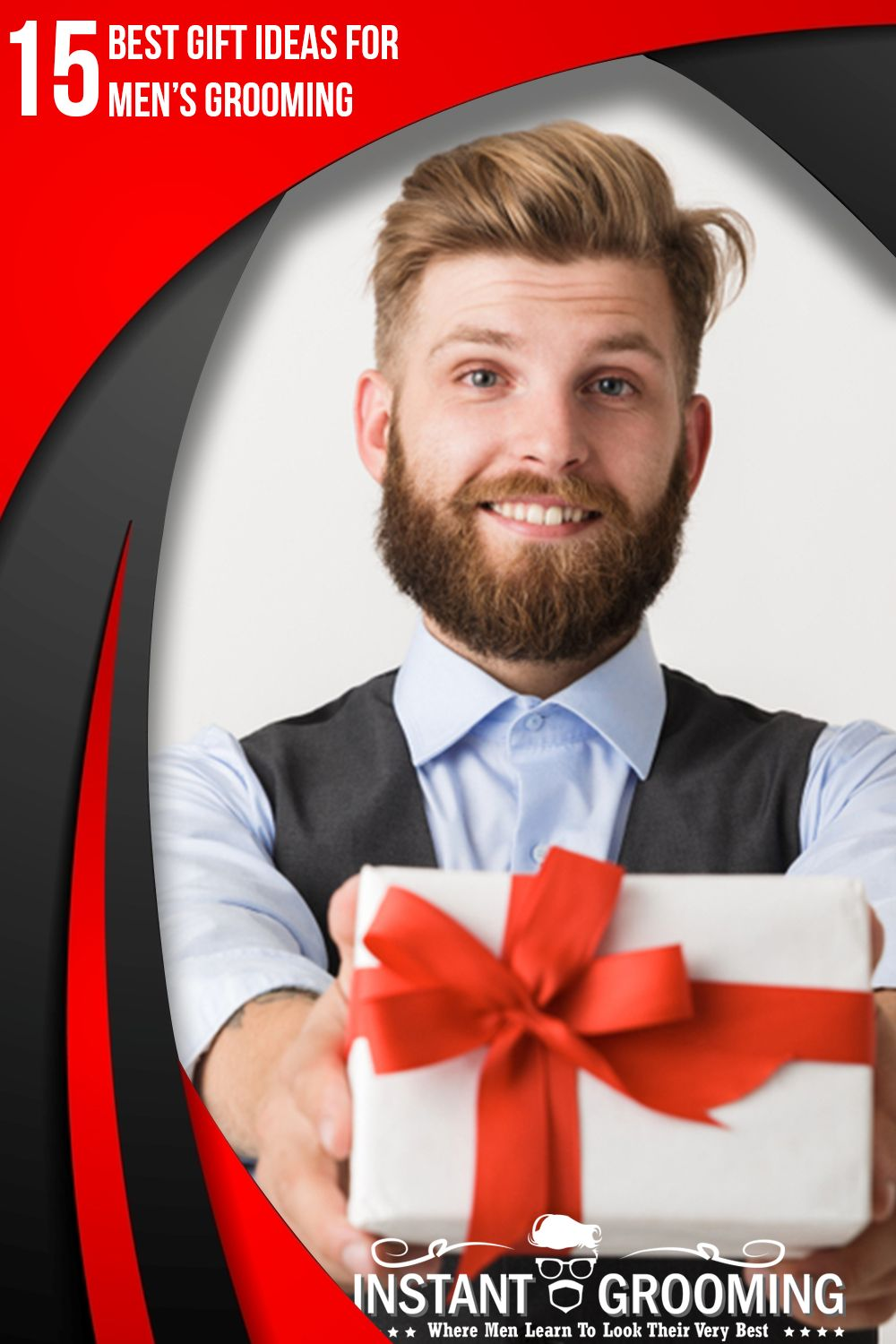 Presents For Bald Men : presents, Ideas, Men's, Grooming, Instant, Gifts,