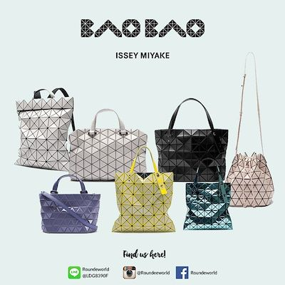 328cf3d1a9dd Qoo10 - **POPULAR!** Bao Bao Issey Miyake - Purchased from Japan 🎌 100%  Authe... : Bag & Wallet