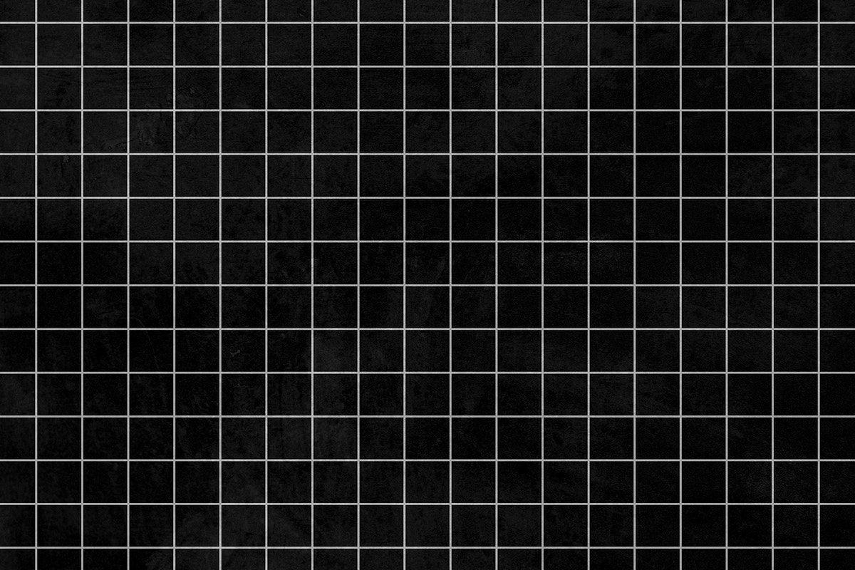 Download Premium Illustration Of Gray Grid Line Pattern On A Black Black Background Pattern Black Backgrounds Distortion Photography