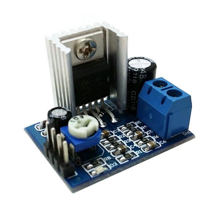 tda2030 audio amplifier module blue 2019 arduino audio amplifier audio diy kits. Black Bedroom Furniture Sets. Home Design Ideas
