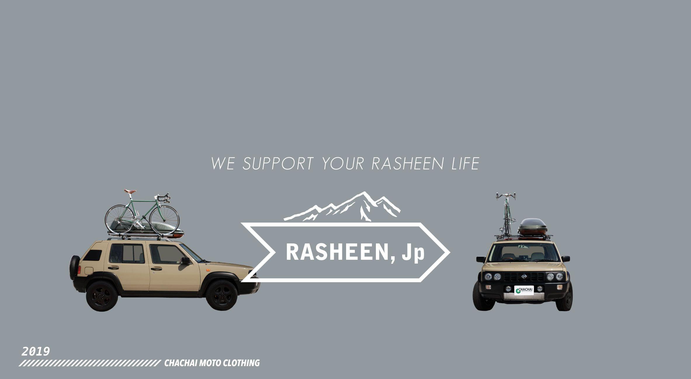 日産ラシーン Rasheen 専門店 Chachai Moto Clothing チャチャイ モトクロージング 日産 ラシーン ラシーン 日産