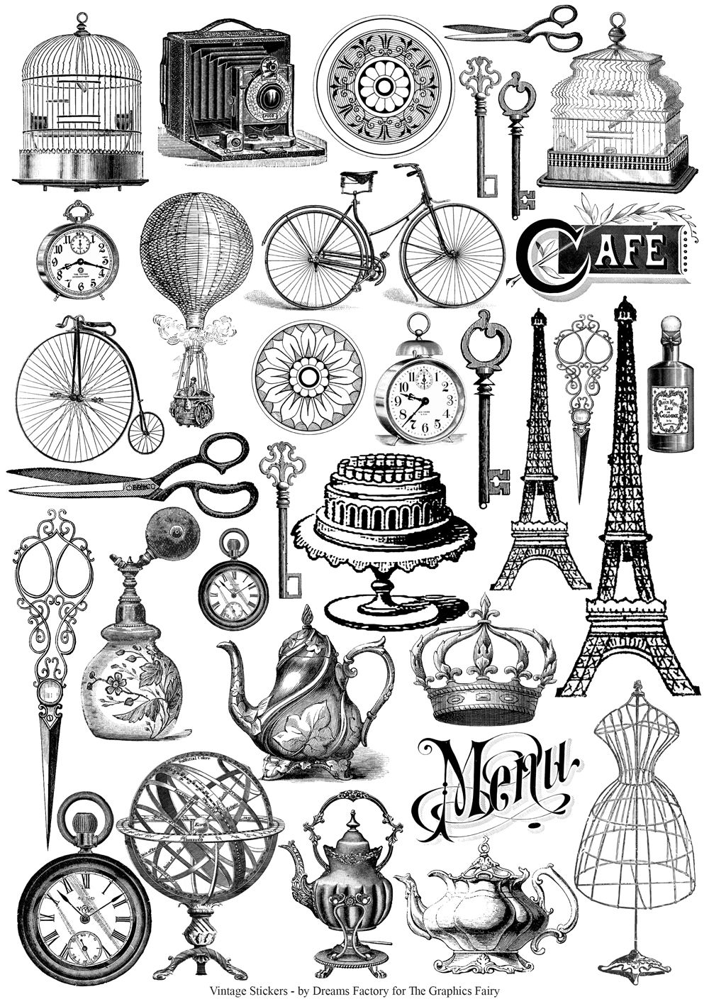 How To Make Stickers Free Printable Free Stencils Printables Templates Scrapbook Printables Free Free Stencils Printables