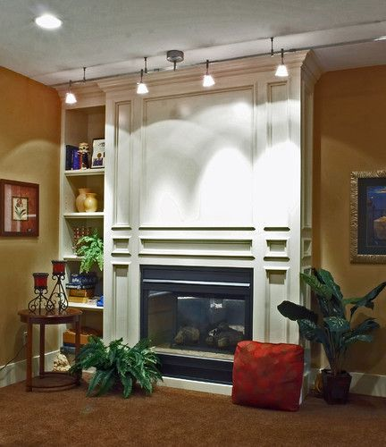 Family Room Additions: Traditional Family Rooms