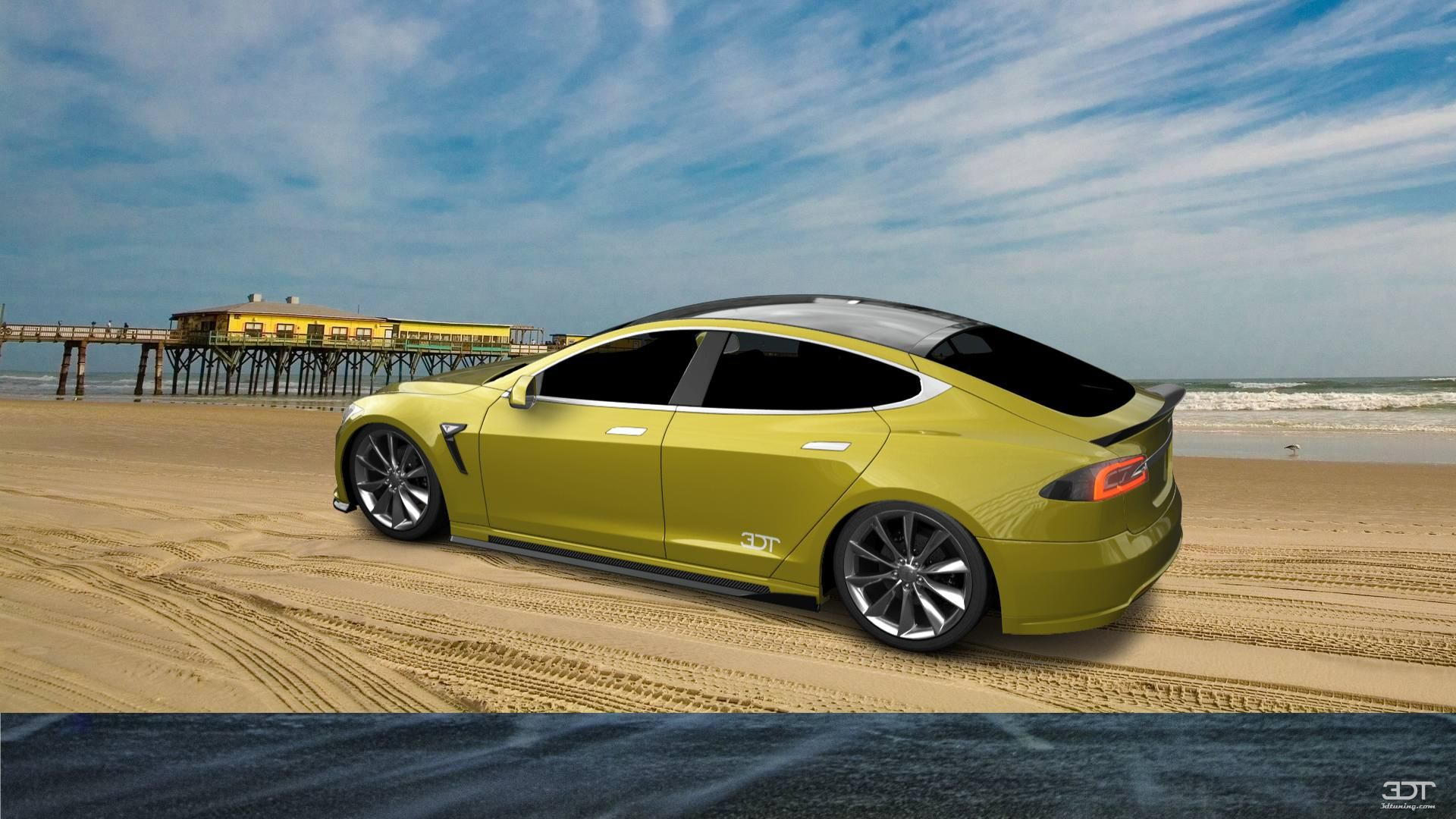 Checkout my tuning Tesla ModelSdecripted12x12HD 2017 at 3DTuning