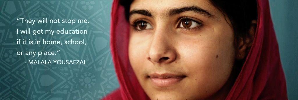 Malala Yousafzai Frases Pesquisa Do Google Malala