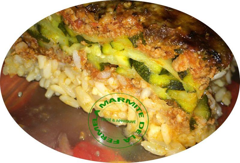 Hachis camarguais ww thermomix la marmite de la ferme thermomix pinterest - Cuisine legere thermomix ...