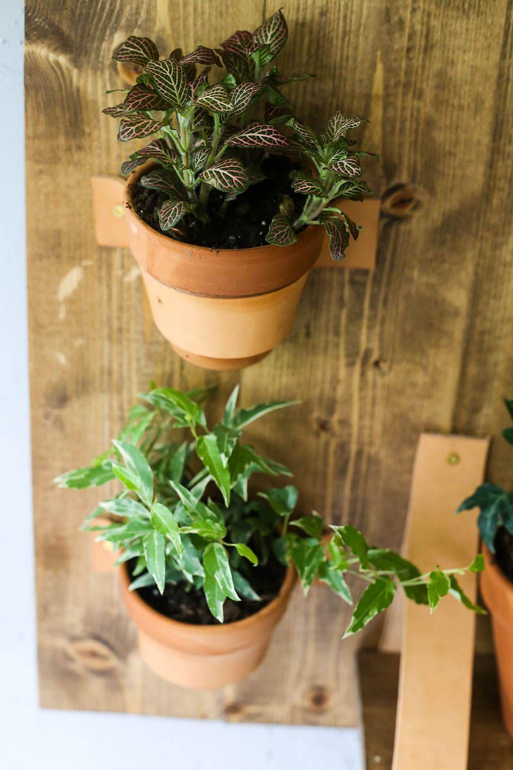20 diy vertical wall planter ideas wall planter