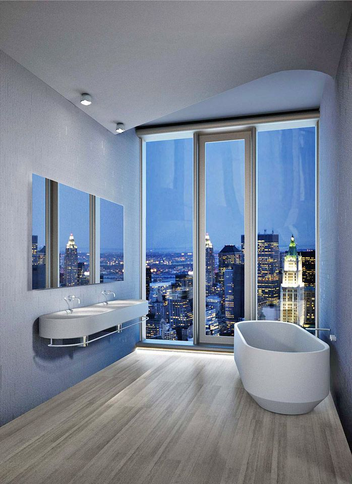56 leonard luxury tribeca apartments and penthouses nyc for Beautiful apartments in nyc