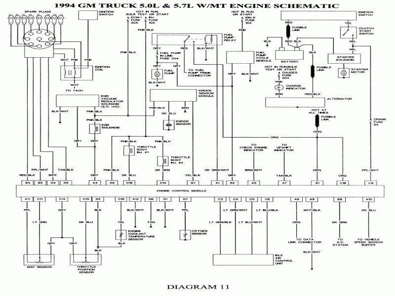 93 chevy truck wiring diagram  wiring forums  chevy trucks