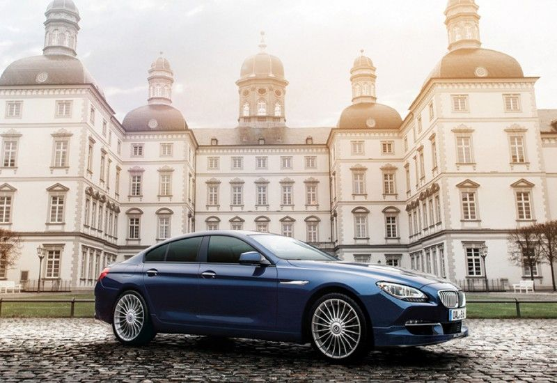 2015 Bmw Alpina B6 Xdrive Gran Coupe The Powerplant Is Upgraded