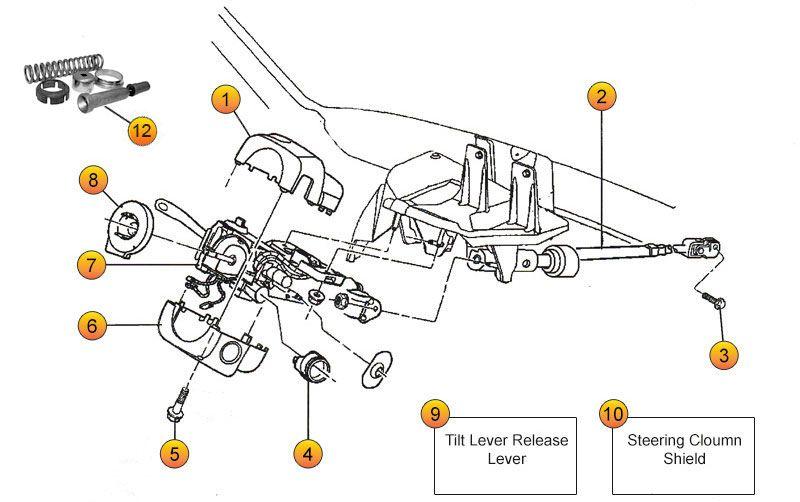 83 jeep cj7 parking brake diagram