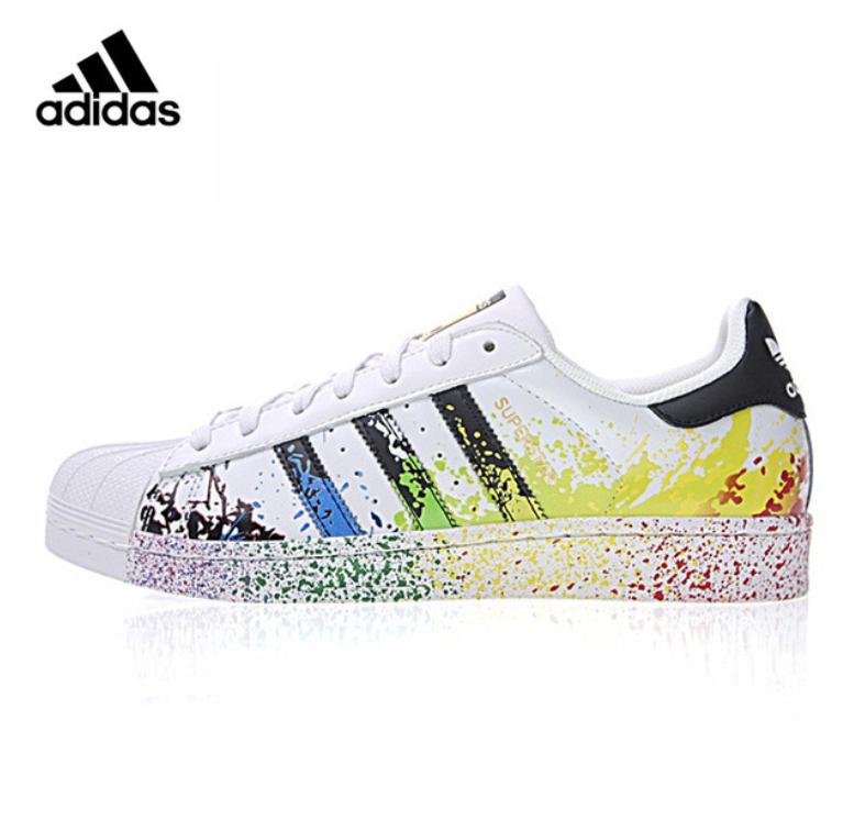 goldene sneaker adidas