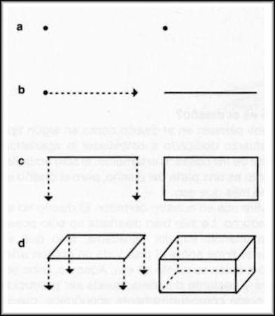 Formas Basicas Elementos Conceptuales Del Diseno Elementos De Diseno Punto Linea Plano