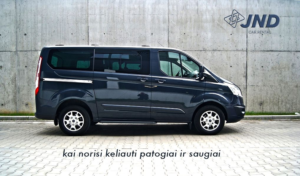 87ece1e266 JND minivan rental in Klaipeda and all Lithuania. Chauffeur driven service  when you need more