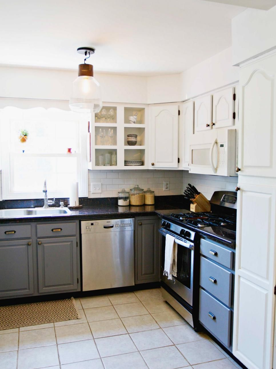 Before And After Kitchen Remodels On A Budget
