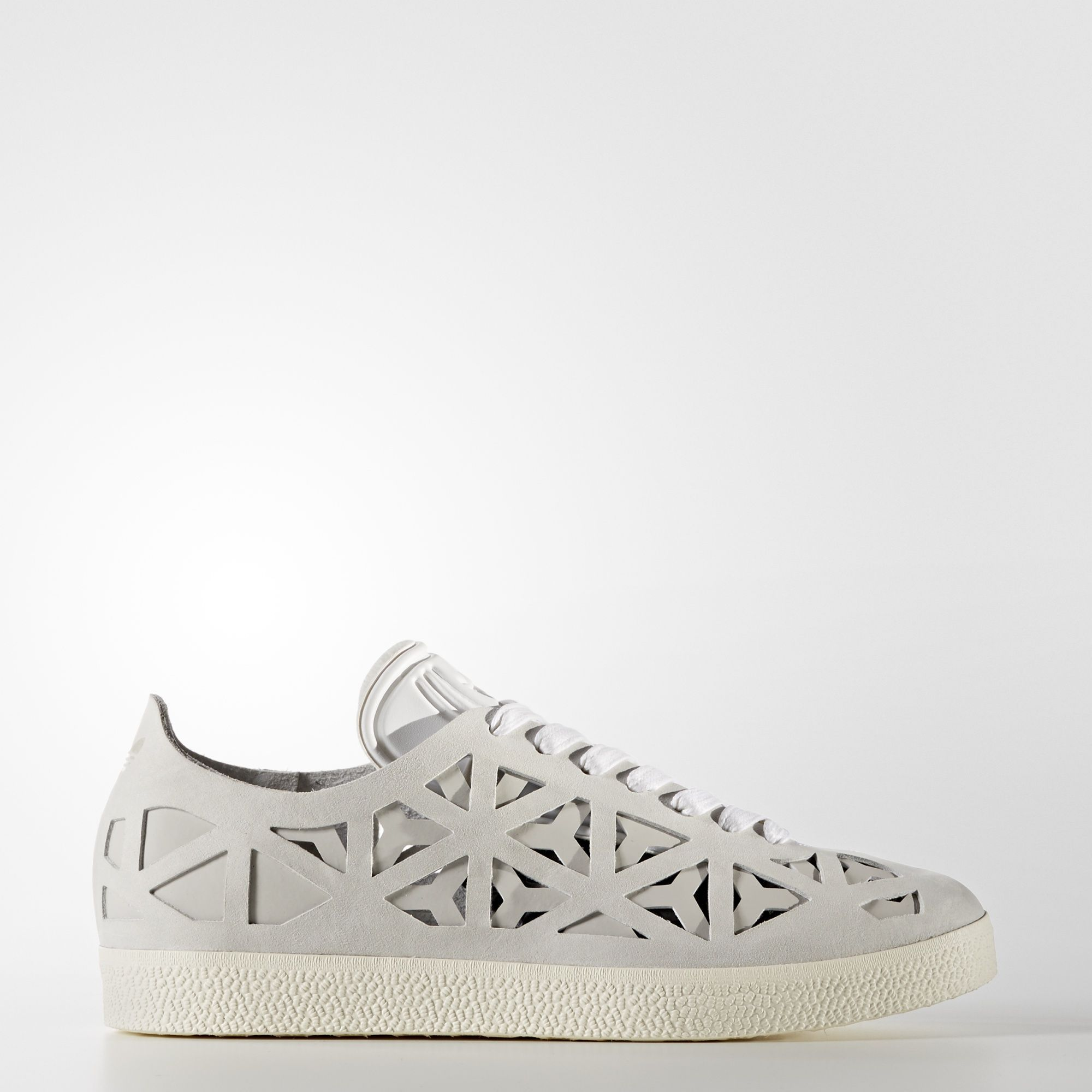 adidas - Gazelle Cutout Shoes