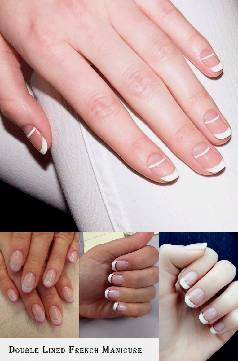 9 Stunning Modern French Manicure Ideas Stylish Belles French Tip Nail Designs Manicure Gel French Manicure