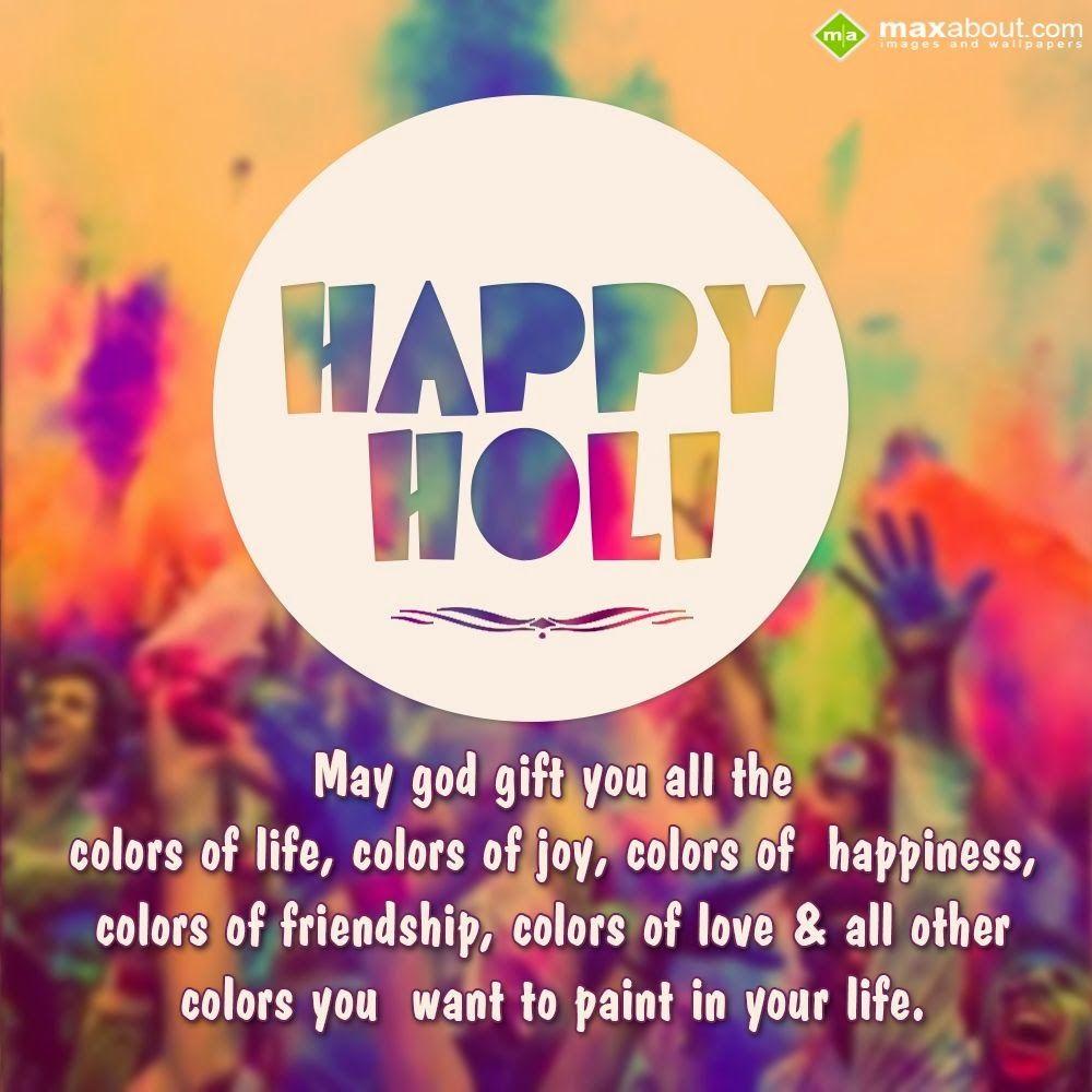 Holi Quotes English Happy Holi Wishes Happy Holi Happy Holi