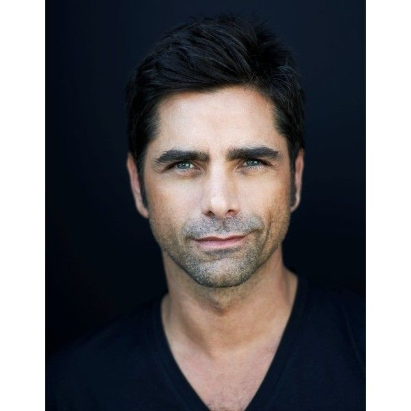 John Stamos ❤ liked on Polyvore featuring people and dad