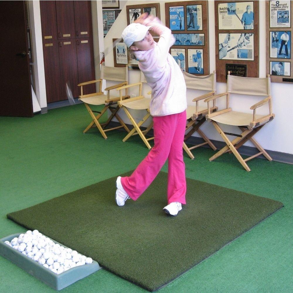 Country Club Elite Golf Practice Mat Golf Golf Practice