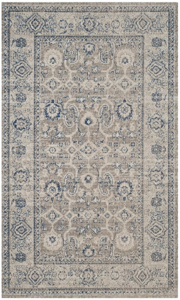 Safavieh Patina Taupe And Ivory 3 X 5 Area Rug Rugs Area Rugs