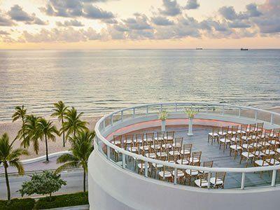 Hilton Fort Lauderdale Beach Resort Weddings Ft Lauderdale Wedding
