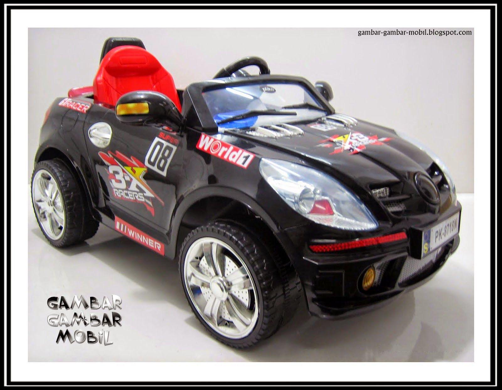 Gambar Mobil Mainan