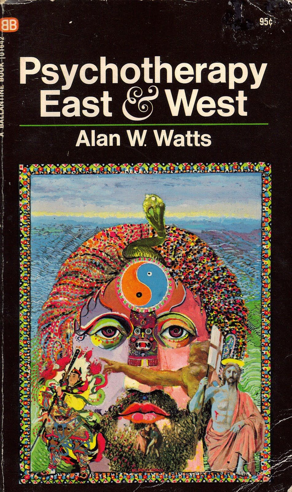 Alan Watts Libros Alan W Watts Psychotherapy East West Books Libros