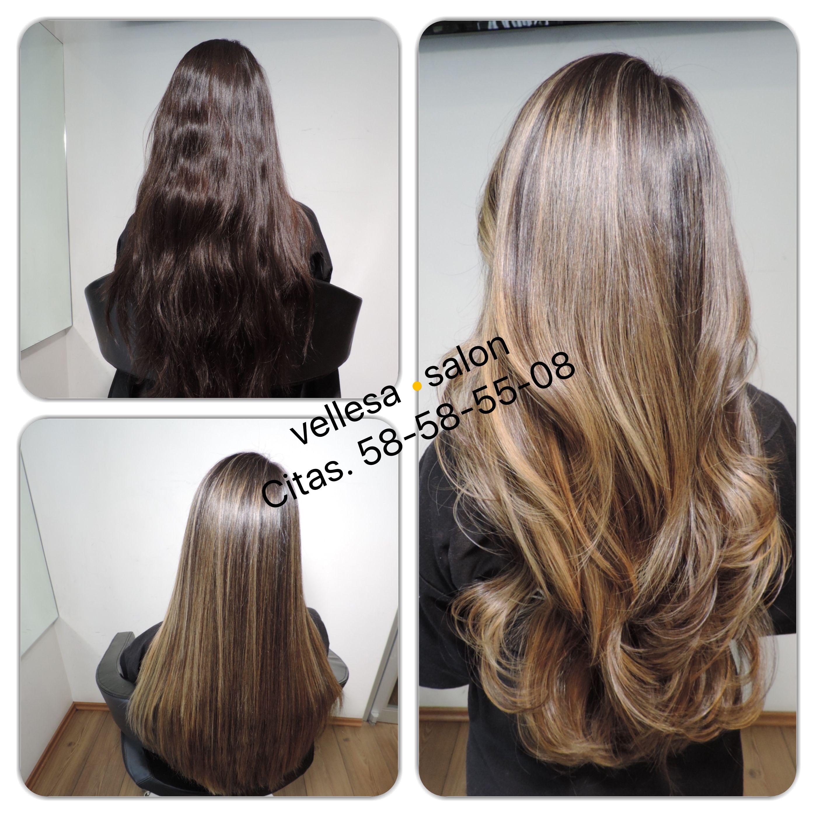 vellesa.salon te asesora en como lucir !  #vellesasalon #judithluna #janelly #makeup #hair #cortes #peinados #maquillajes