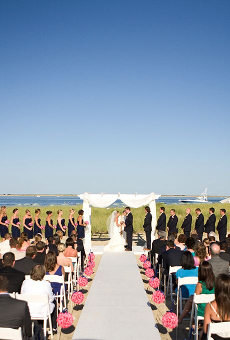The best wedding venues in the u s chatham for Top wedding venues in new england