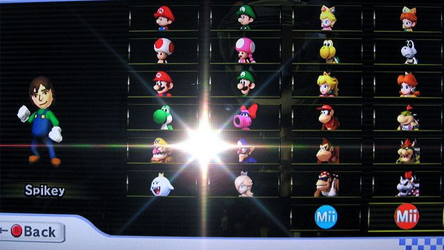 Mario Kart Wii Characters How To Unlock Them Mario Kart Wii