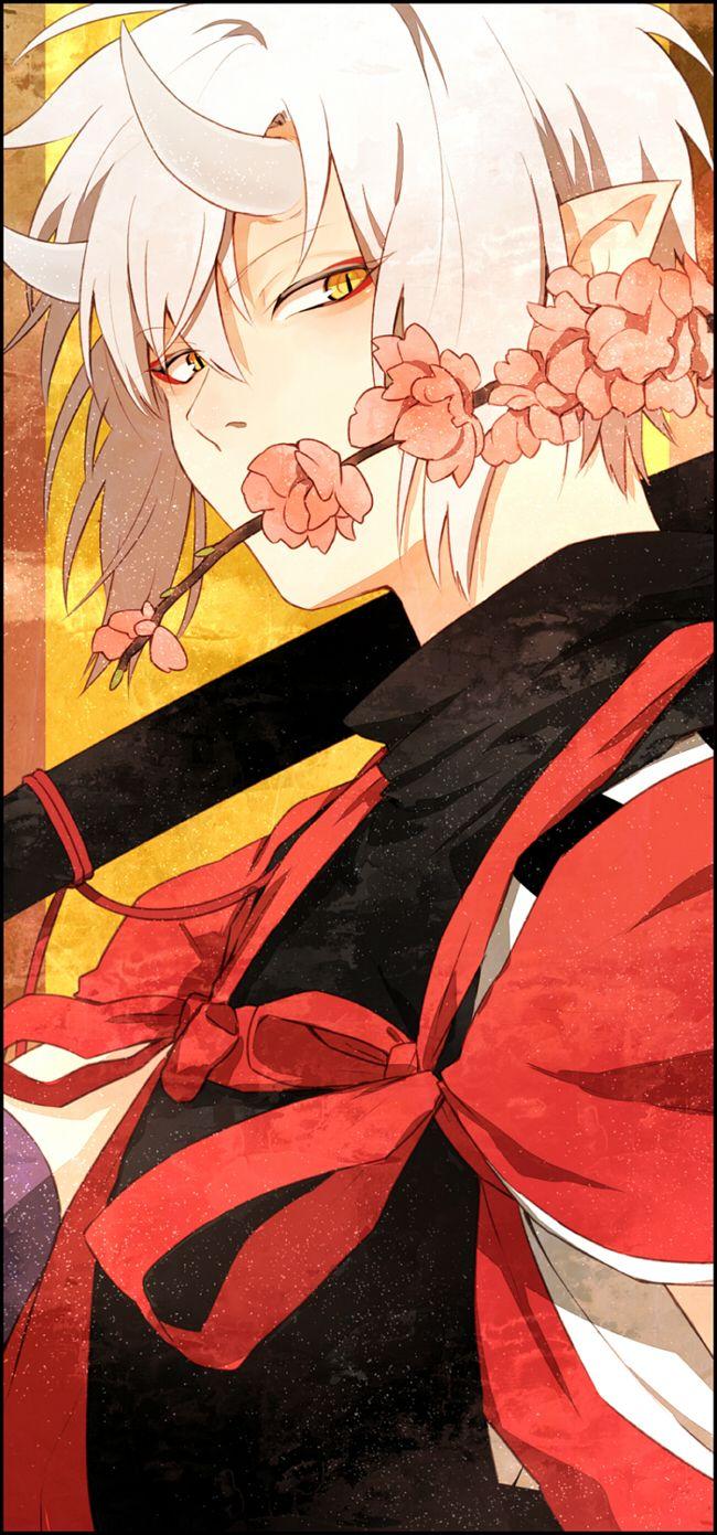 By Pixiv Id Anime Guy Boy Akuma Demon Anime Art Anime Anime Guys
